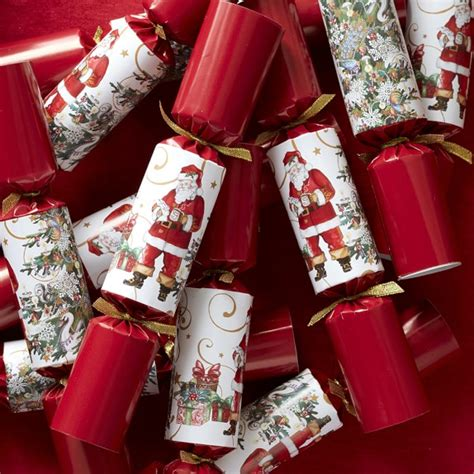 twas the night before christmas crackers set of 12