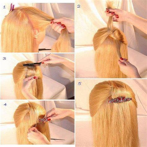 Easy Hairstyles Best And Simple Hairstyle Pics Tutorial Pak Fashion