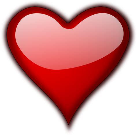 cuore clipart immagine vettoriale gratis cuore san valentino