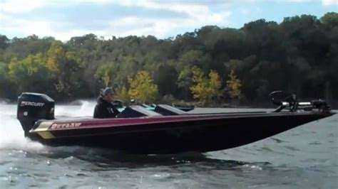 used gambler bass boats gambler boats on the rock youtube