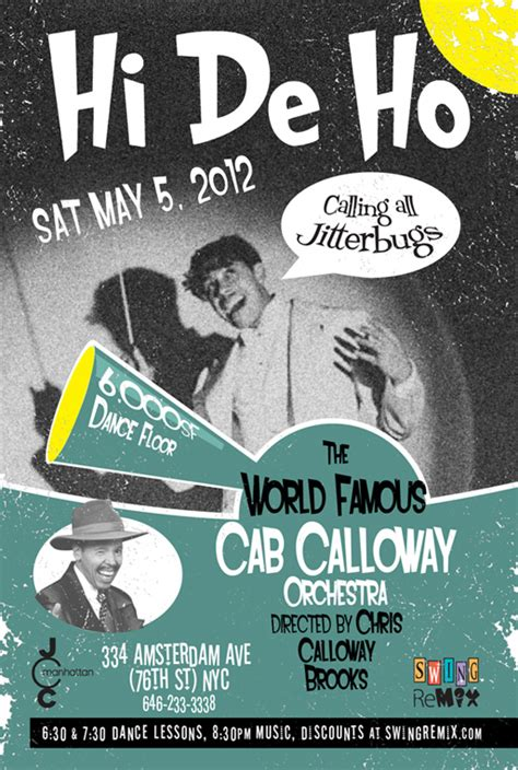 swing remix swing remix may 5th with cab calloway orch ryan swift dj