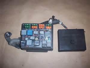 2000 2001 pontiac grand am fuse relay box 2 4l ebay