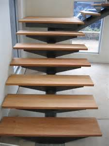 Pre Made Stair Treads diy staircases prefabricated steel amp timber stallion