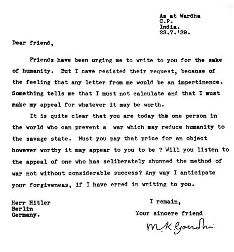 Letters Of Note letters of note on quot on this day in 1939 weeks