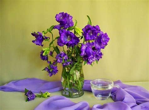 flores lilas imagenes cuadros modernos pinturas y dibujos flores pintadas en