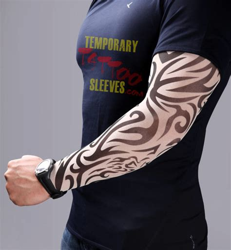 fake tribal tattoo sleeves top and best tribal sleeve tattoos
