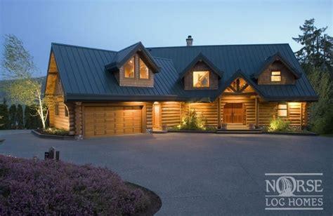 dreams homes norse log homes ltd bc log timber