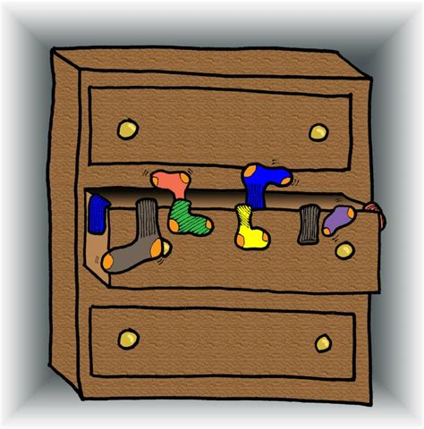 The Sock Drawer by Happy To The Max