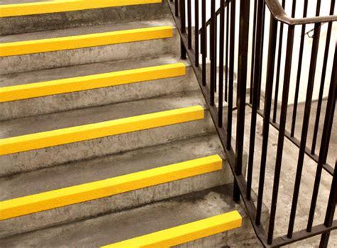 absturzsicherung treppe anti slip stair nosing non slip stair nosings safety