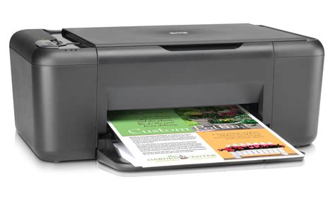 Printer Hp F2400 hp deskjet f2400 all in one series feature software