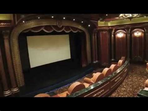 million dollar home theater  featuring amx unified