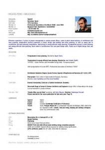 Exemple Cv Erasmus Cv Anonyme