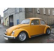 VW Volkswagen GT Beetle 1973 1600 Lemon Yellow