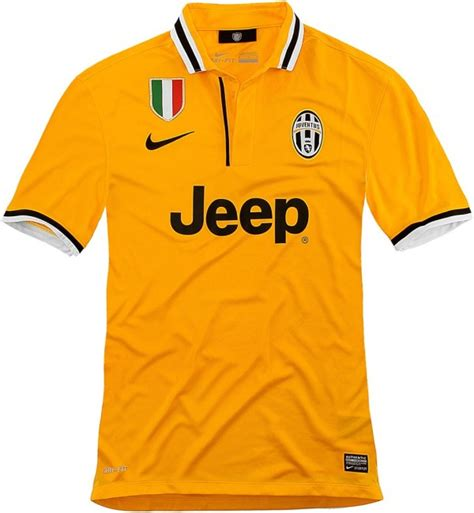 Juventus Home 13 14 Jersey Celana new juventus away shirt 2013 14 nike yellow juve kit 13 14 football kit news