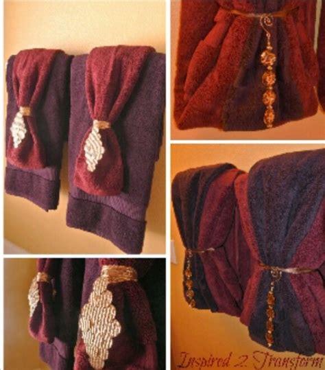 bathroom towel folding ideas 96 best images about decorative towels on pinterest