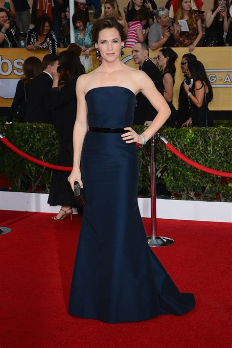 Screen Actors Guild Awards Best Dressed by Garner In Max Mara The 10 Best Dressed At The