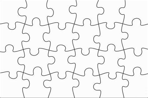 puzzle template 20 pieces robbygurl s creations diy print color cut jigsaw puzzles