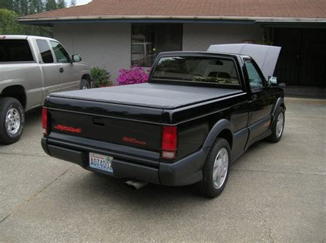gmc syclone weight the syclone 1991 gmc syclone specs photos modification