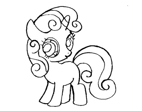 sweetie belle coloring pages sweetie belle coloring page coloringcrew com