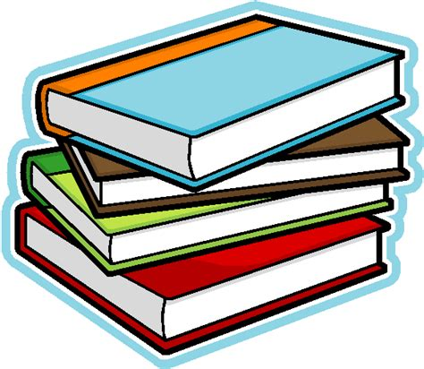 clipart pictures of books buku gif clipart best