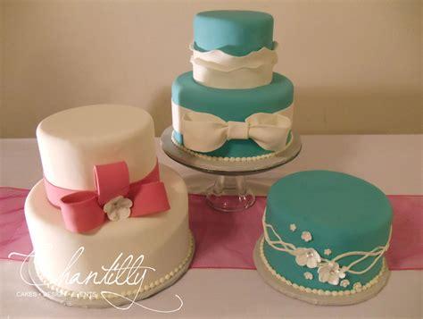 Trío de Pasteles de Quinceañera   Chantilly Cakes