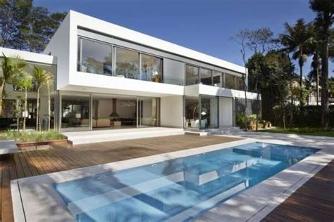 home concept design la riche boxy open concept homes morumbi residence by drucker