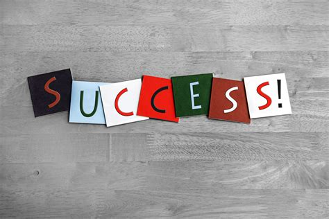 Be A Succes success icheme