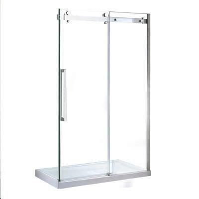 Glass Shower Door Kits 25 Best Ideas About Frameless Sliding Shower Doors On Sliding Shower Doors Glass