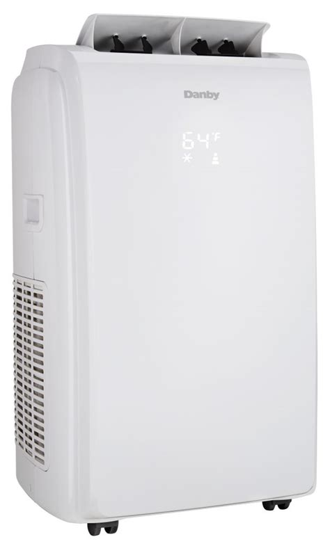 10000 btu air conditioner room size dpa100e1wdb danby 10000 btu portable air conditioner en us
