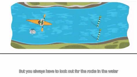 doodle canoe 2012 slalom canoe doodle interactive
