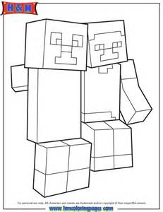 free coloring pages minecraft ausmalbilder