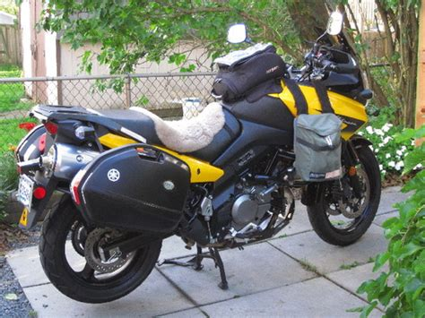 Light Motor 650 V Strom Impetuous Passions