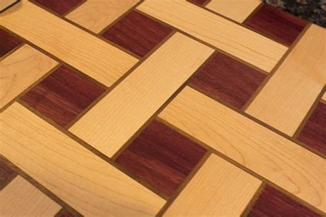 cutting board designer how to make a basket weave cutting board