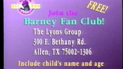 barney and the backyard gang cast where are they now video join the barney and the backyard gang fan club pbs kids wiki fandom