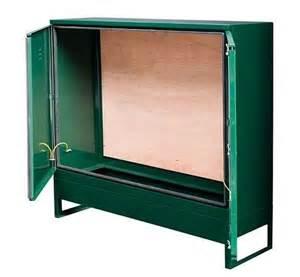 stainless steel feeder pillars cabinets external