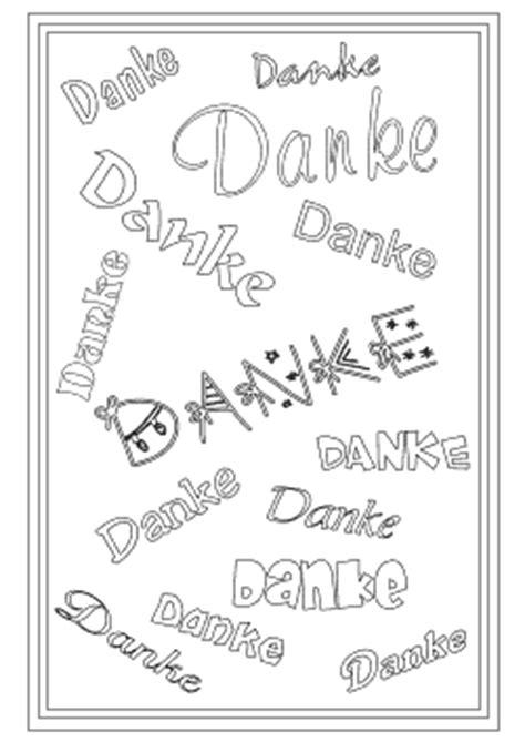 kostenlose dankeskarten zum ausdrucken und ausmalen