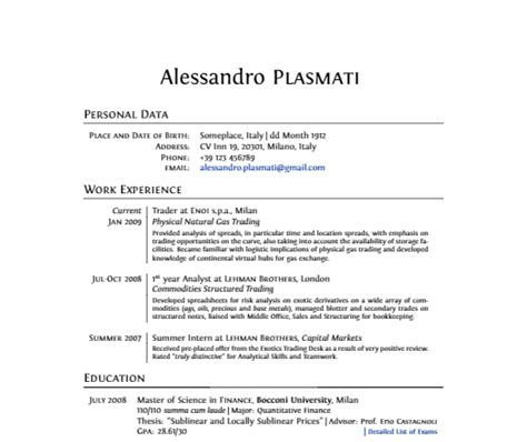 Up To Date Cv Template by Up To Date Cv Template Celo Yogawithjo Co