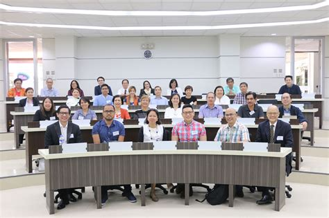 Dlsu Mba Scholarship by Aim Hosts Joint Research Workshop With Dlsu Admu Asian