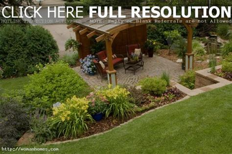 easy backyard landscaping ideas cheap and easy backyard landscaping ideas large and