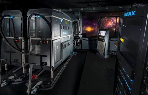 Proyektor Imax inpark magazine imax digital laser projector to be demonstrated during gsca technical session