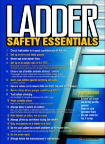 Stair Safety Poster by Ladder Safety Essentials Safety Poster