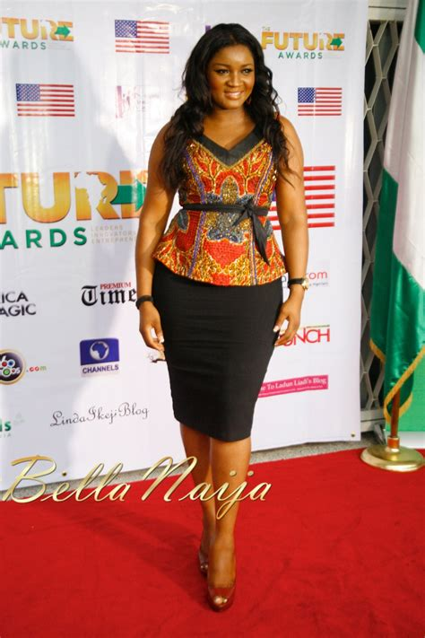 omotla nigerian styles with lace dresses what s your take on omotola jalade ekeinde s look at the