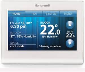 honeywell honeywell about total connect comfort