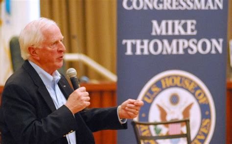 congressman mike thompson representing the 5th district