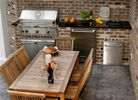 small outdoor kitchen outdoor kitchen ideas 10 designs