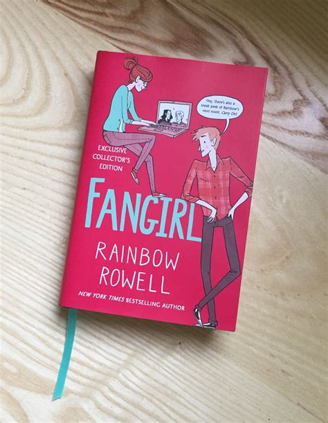 Eleanor Park Special Edition Bookpaper dallas fangirl special edition launch rainbow rowell