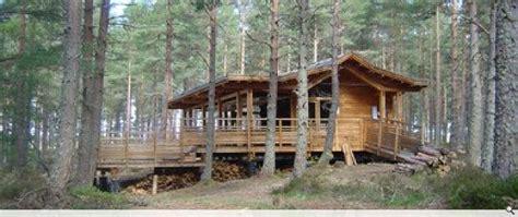 strathnairn forest shelter housing scotlands
