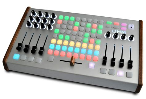 livid color it comes in colors an rgb grid controller from livid rgb grid roundup create digital music
