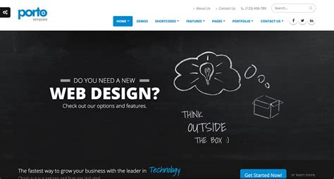 Top 35 All Time Most Popular Html 5 Website Templates On Themeforest Best Html Templates