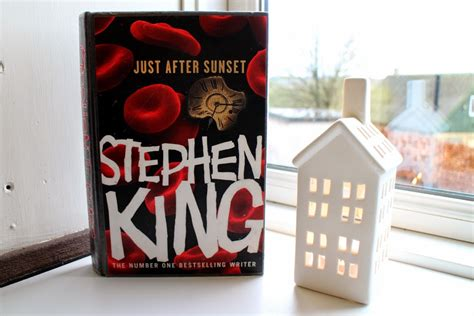 just after sunset stories books borough of books just after sunset by stephen king